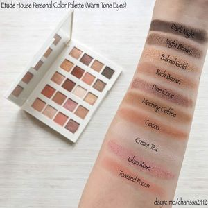 Personal Color Palette Pro Warm Tone Lips by Etude House #14